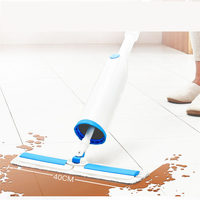 New Style Automatic Drying Hand Wash Free Rotate Flat Mop Household Wooden Floor Lazy Mops Dry and Wet Dual Use