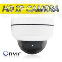 PTZ IP Camera 1080P Full HD Onvif 3X Zoom P2P H 264 20m IR Night Vision