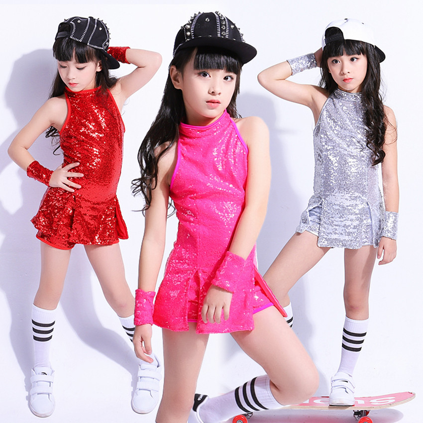 The new cheerleading costumes jazz dance clothes female adult contemporary  hip-hop DS performance clothing stage costumes b53e83479fa
