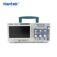 Hantek DSO5202P Digitale Oscilloscoop 200 Mhz 2 Kanalen Usb Handheld Osciloscopio Draagbare 1gsa/S Elektrische Oscillograph 7Inch