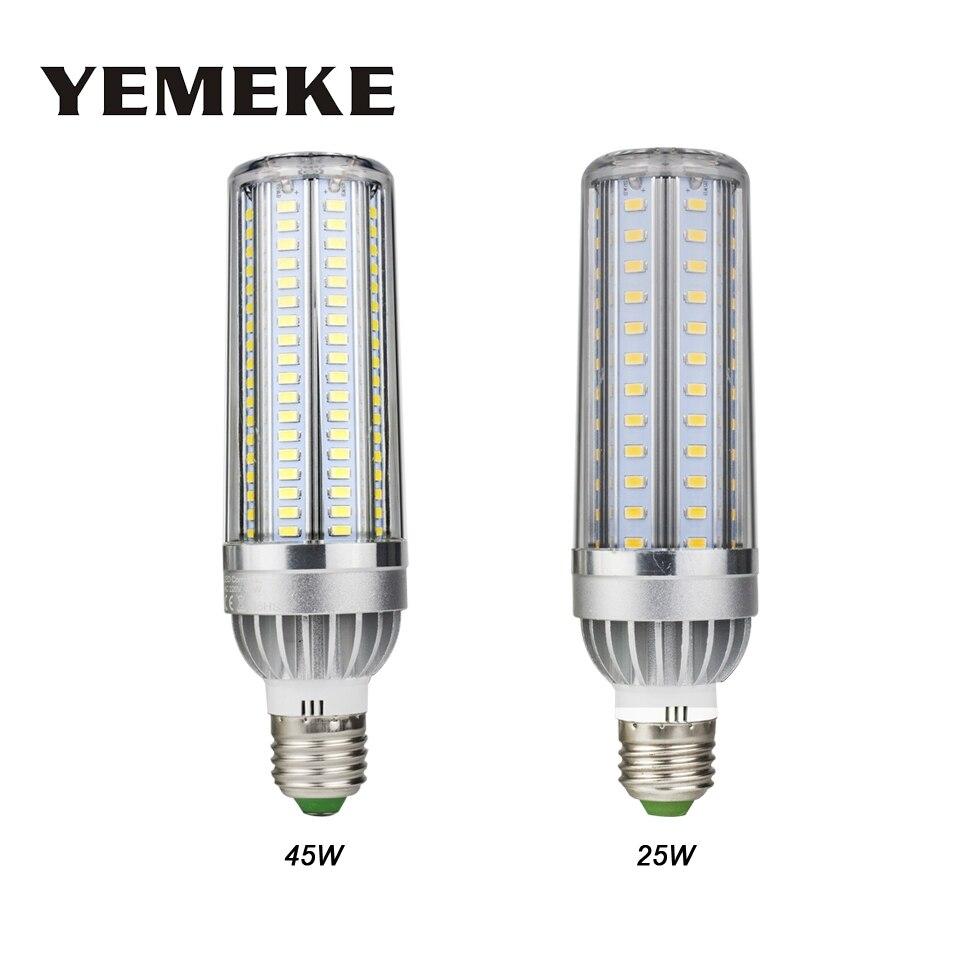 High Brightness Lampada LED Bombillas 25W/35W/45W LED Bulb Lamps E27 85-265V Spotlight LED Light Bulb led energy saving lamp ultra bright e27 led lamp smd 2835 bombillas e14 12w led bulb light 220v spotlight lamparas led high quality energy saving