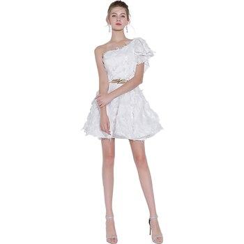 925fc5341 Doparty vestidos para niñas vestidos quinceanera dulce 16 2019 vestidos de 15  años Bola de Mascarada vestidos puffy manga vestido de XS2