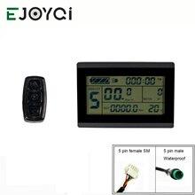 EJOYQI KT lcd 3 Электрический велосипед ЖК-дисплей 24 в 36 в 48 в 72 в ebike панель компьютера e велосипед дисплей для электрического велосипеда ЖК-дисплей