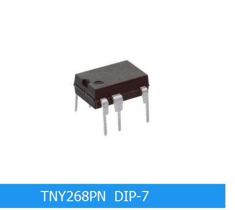 1PCS TNY268PN DIP7 TNY268 DIP TNY268P DIP-7 New And Original