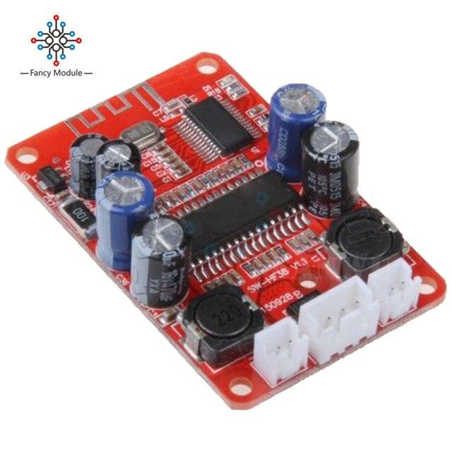 US $4 2 17% OFF TDA8932 2X15W Dual channels wireless Bluetooth Audio  digital amplifier board For modified Ceiling mounted bluetooth speaker-in