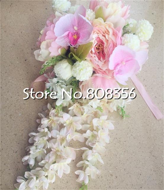 Букет на свадьбу орхидеи — 4