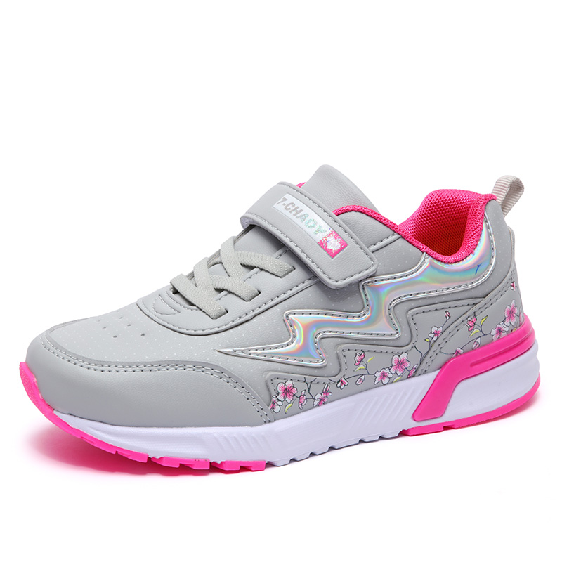 ULKNN Girls Sneakers For Kids Shoes Children Casual Shoes Boys Sneakers Girls Sport Trainers Running Footwear School Fashion 3 8 pneumatic one way design air flow control valve re 03