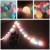 3 M 20 lámpara con pilas luces De Navidad bola de algodón luces luces de colores/del banquete de Boda de noche de luz led Decoración de navidad