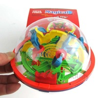 100 Steps 3D Puzzle Ball Magic Intellect Ball With Gift Educational Toys Puzzle Balance Logic Ability