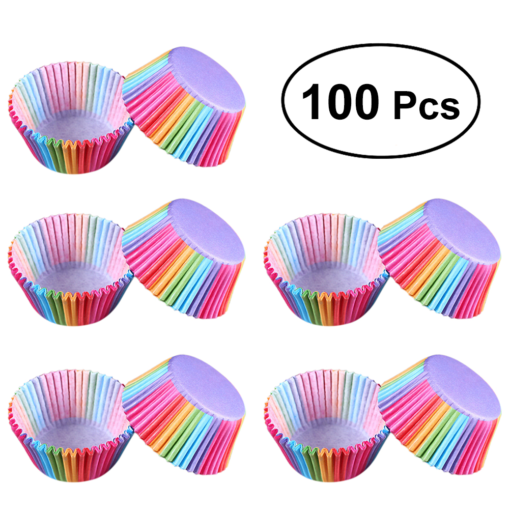 Party Supplies Liner Cake Paper Cups Cupcake Wrappers Muffin Cases Baking Cup