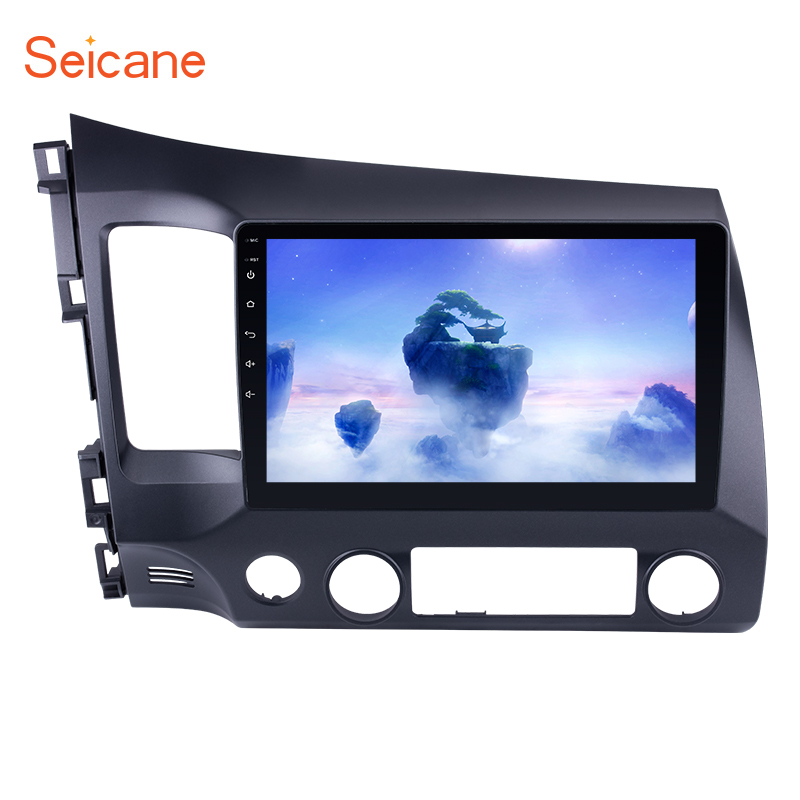 Seicane 10 1 Android 7 1 8 1 Car GPS Navigation Radio Unit Player for 2006