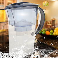 2.5L Water Purification Jug Brita Water Filters Purifier Healthy Mineral Water Lonizer Alkaline Filtered Pot Household kitchen