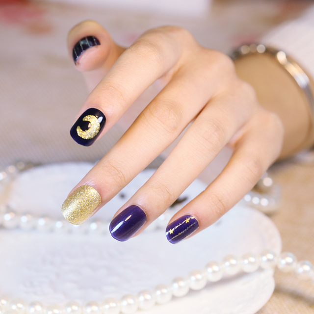 faux ongles histoire