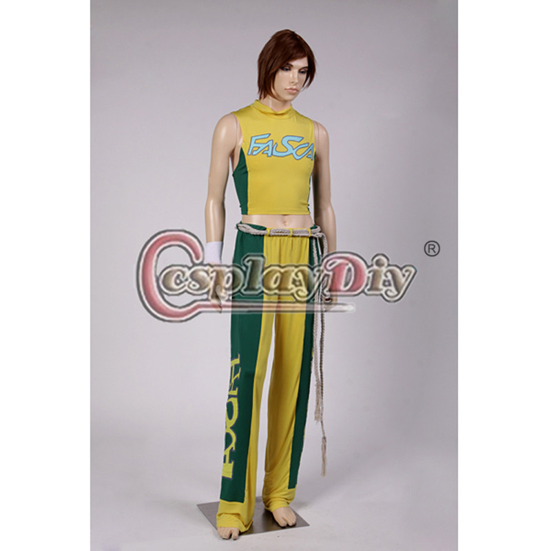 cosplaydiy tekken eddy gordo cosplay costume adult halloween costumes version 01 custom made d0828 adult halloween costumes costume adultcosplay costume aliexpress cosplaydiy tekken eddy gordo cosplay