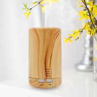 Ultrasonic Air Aroma Humidifier Classic Columnar Low Voltage Safety Electric Aromatherapy Essential Oil Aroma Diffuser 213