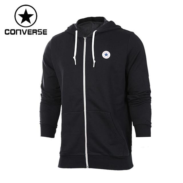 converse hooded jacket