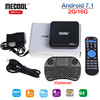 MECOOL M8S PRO Plus Android TV Box M8S PRO Plus Android 7.1 2G RAM 16G ROM Amlogic S905X WIFI H.265 4K Smart Mini PC Set Top Box
