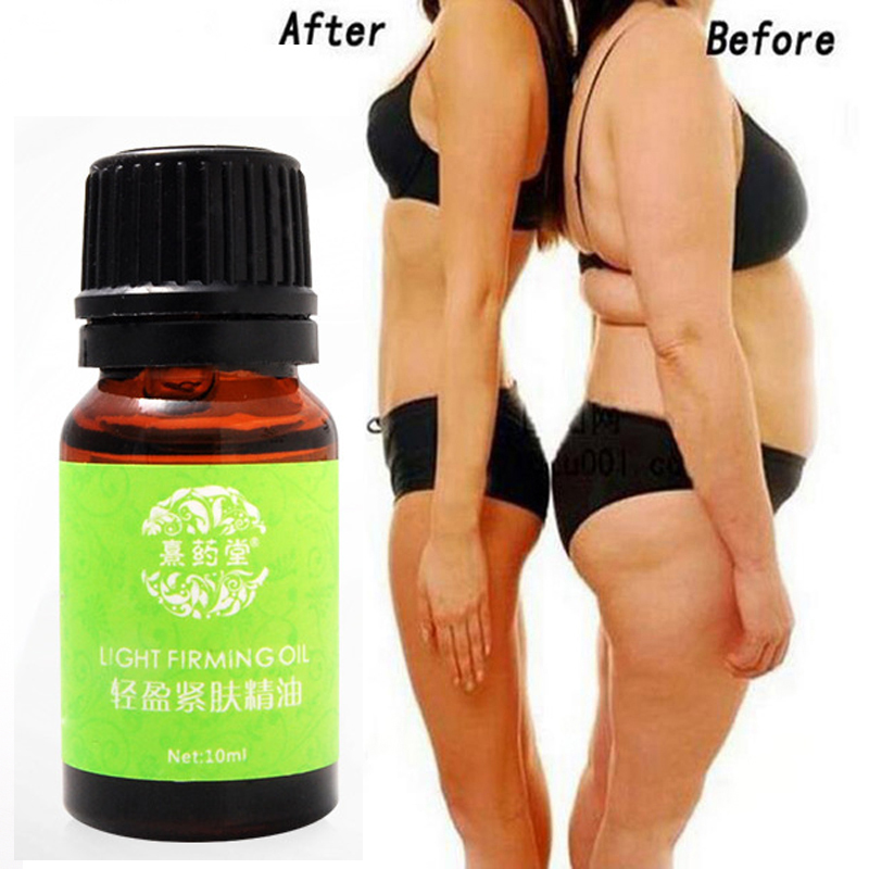 4pcs Potent Effect Lose Weight Essential Oils Thin Leg ...