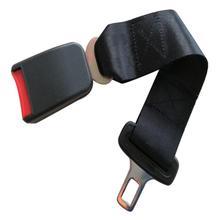 Hot Sale Seat Belt Extension Universal Car Auto Seatbelt Safety Belt Extender Extension Buckle Seat Belts & Padding Extender цена и фото
