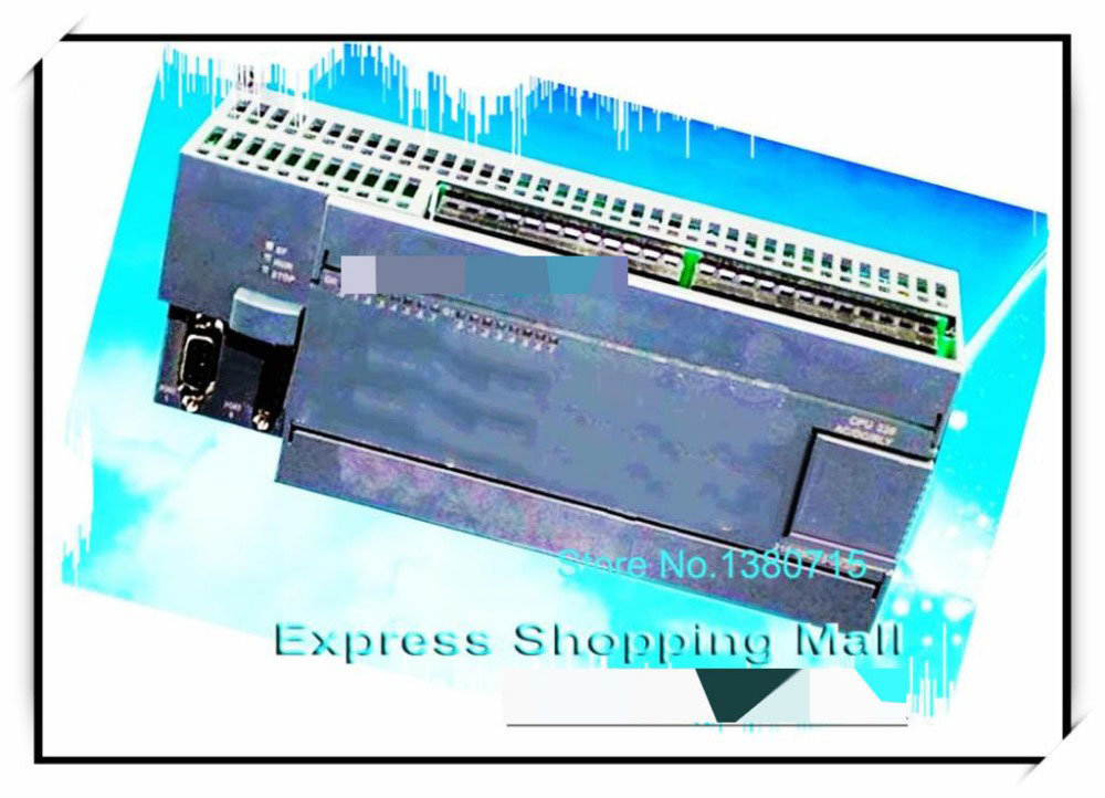 все цены на 24point input 16point Relay output PLC CPU226R-40 replace S7-200 6ES7216-2BD23-0XB0 support  original expansion module онлайн