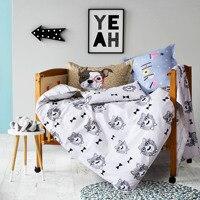 3pcs Set For Baby Bed Crib Bedding Set Baby Bedding Cartoon Design For Girls Boys Bedding