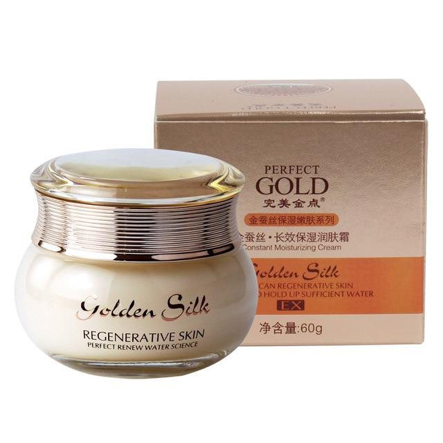 Gold  long-lasting moisturizing cream 60 g