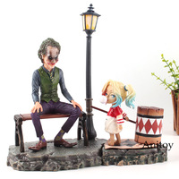 DC Comics Toys Suicide Squad Harley Quinn & Joker Toy Harley Quinn Action Figure PVC Decoration Figure Home Collection Model Toy