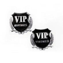 Auto Styling VIP Auto Metalen Stickers Voor BMW Audi Opel VW KIA Hyundai Peugeot Ford Nissan Mazda Chevrolet Benz accessoires