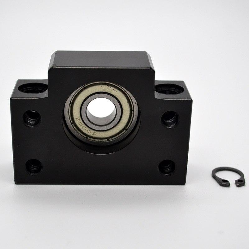 High Quality 1 pc BF10 for Ball Screw SFU1204 (RM1204 Ballscrew) support CNC parts цена