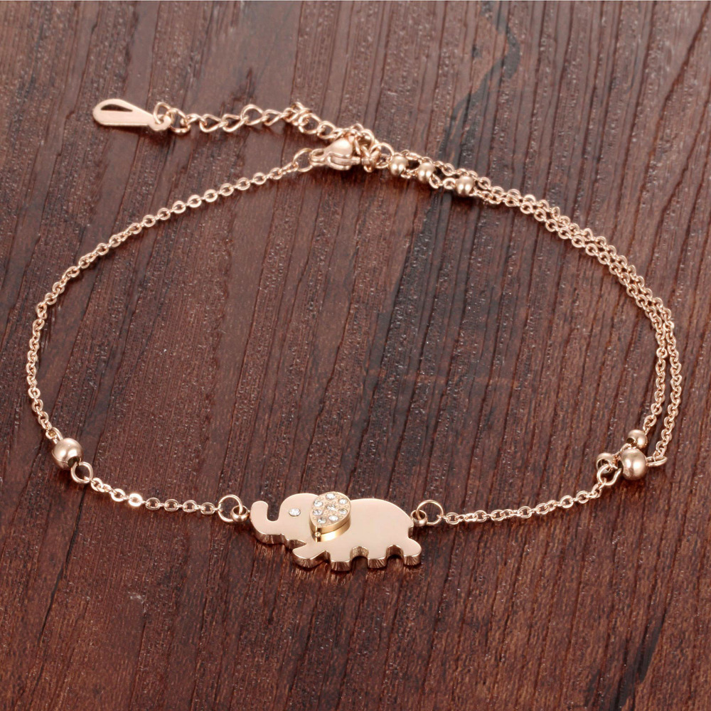 bracelets anklet options pendant summer and products leaf anklets charm beads chain