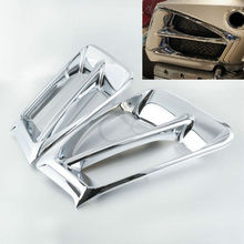 Motorcycle Chrome Air Exhaust Intake Accent Trim For Honda Goldwing 1800 GL1800 2012-2016 air intake accent grilles led chrome case for honda f6b goldwing gl1800 goldwing 2012 2016