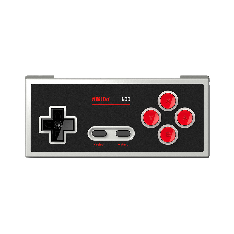 Official 8BitDo N30 2.0 Bluetooth Controller Gamepad Support Switch Android MacOS Steam Windows цена и фото