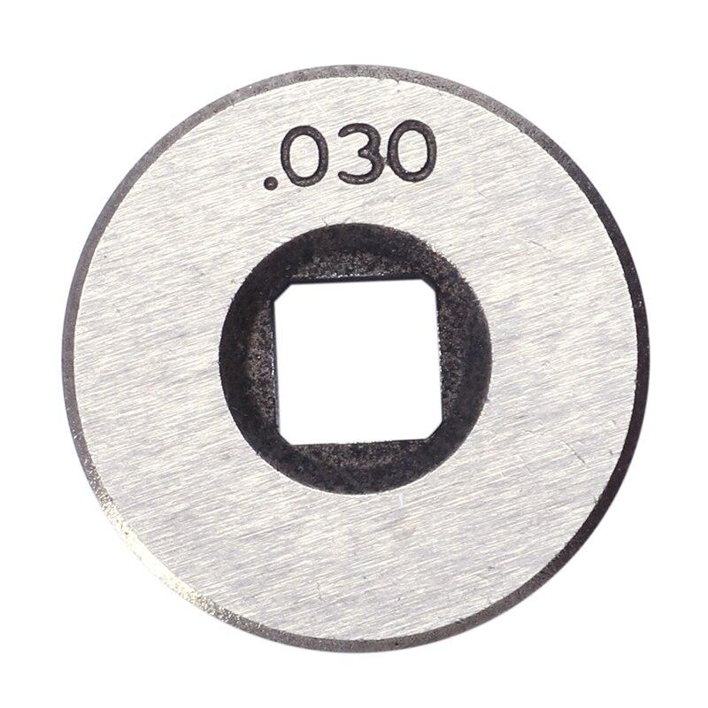 Mig Schweißer Draht Feed Stick Roller Rolle Rad Kit 25Mm Durchmesser 0,8-0,9 Mm/. 030 zoll-. 035 zoll