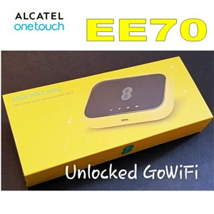 New Unlocked EE Mini 2 4G LTE Alcatel EE70VB Mobile WiFi Router Hotspot with SIM card slot