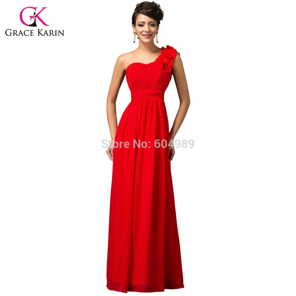 Gnade Karin Elegante Red\'Blue/Lila lange Formale Abendkleider 2018 ...