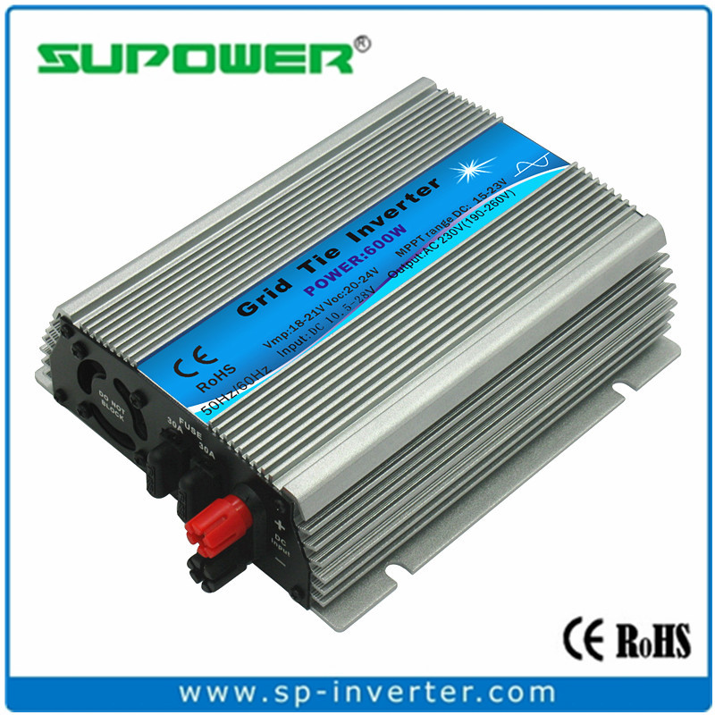 Free Shipping Indoor Design 600w Solar Micro Grid Tie Inverter Input 10 5 28v Dc For