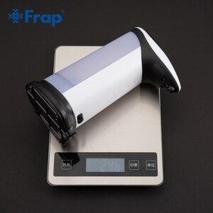 Image 5 - FRAP automatyczny dozownik mydła w płynie 420ML inteligentny czujnik mydła Dispensador bezdotykowy dozownik do mydła do kuchni łazienka Y35031