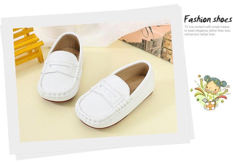 Bebê Sapatos Casuais Apartamentos Respirável Estudante Sapatos