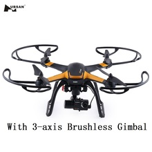 H109S Hubsan X4 PRO 5.8G 7CH RC Quadcopter FPV 1080 P HD GPS de La Cámara con $ number ejes Sin Escobillas Cardán