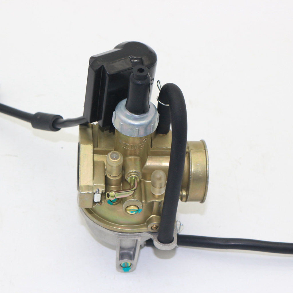 Image 2 - 1 Pcs 17mm Carburetor Carb Aluminium Alloy For For Honda SA50 SK50 SYM 2 Stroke Engine Scooters Dirt Bike Etc Wear Resistance-in Carburetors from Automobiles & Motorcycles