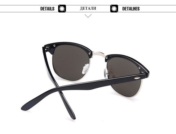 Brand Design Grade Sunglasses Women Men Mirror Sunglasses Vintage Points Sun Glasses For Women Female Male Ladies Sunglass 2016 (31)