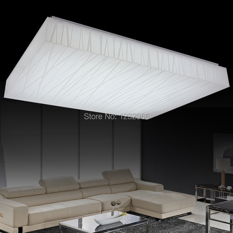 Square LED Ceiling Light Acrylic Ceiling Lamps 28x28cm 12w Home Lighting Modern Abajur AC90-265V 110V 220V Luxury LED Lamps vemma acrylic minimalist modern led ceiling lamps kitchen bathroom bedroom balcony corridor lamp lighting study