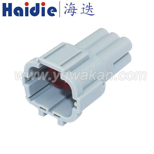 Free shipping 5sets KUM 6pin auto sealed electric plug wiring ...