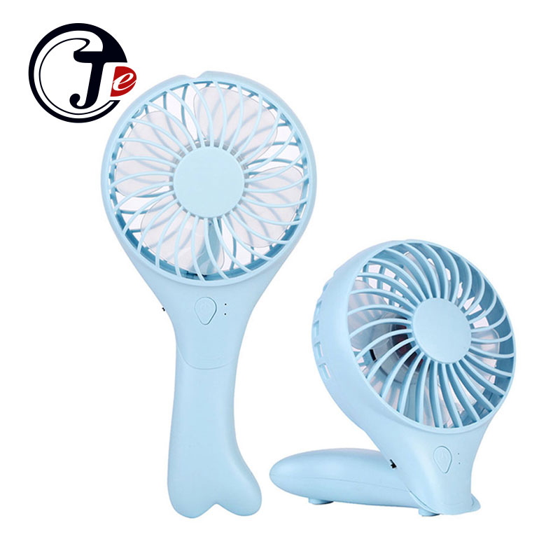 Portable Hand Held Air Cooler Rechargeable Mini USB Fan for Student Foldable Air Conditioning Ventilation Fans for Home Outdoor hand held usb battery amphibious mini air conditioning fan