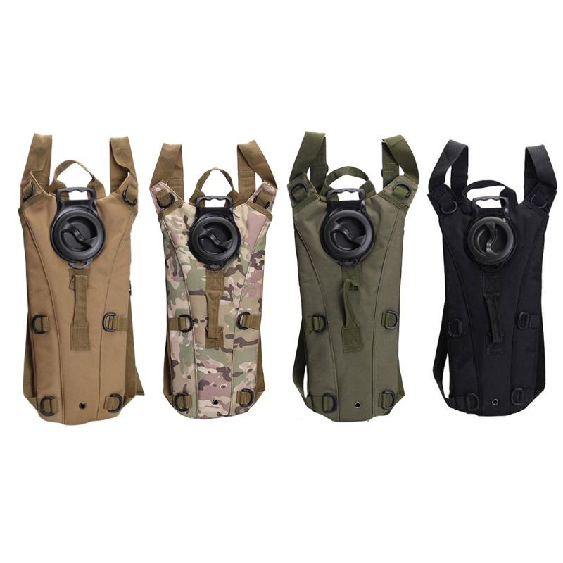 Camouflage Color Softback Color Equitazione 5l Tattico Acqua Color yellow All'aperto 2 Escursionismo Fodera gray Arrampicata green Black Sport Zaino Di Color Militare Bottiglia Marsupio Unisex ERnaq