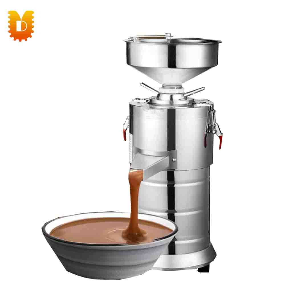 Stuff Grinder Sesame Butter Maker Peanut Butter Making Machine colloid mill grinder peanut butter maker machine sesame paste grinder nut butter making machine
