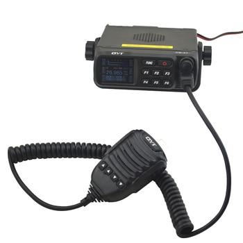 QYT CB-27 CB Mobile radio AM/FM 12/24 4Watts 26.965-27.405MHz CITIZEN BAND ALL European MULTI-NORMS CB Mobile transceiver