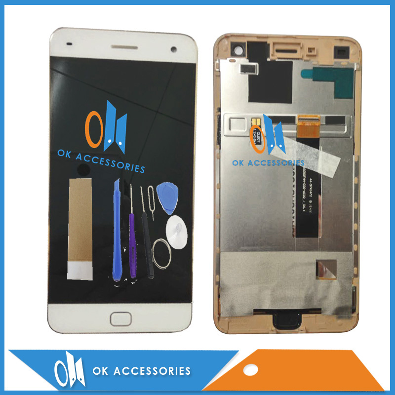 High Quality Black White Color For Ivargo V210101 LCD With Touch Screen Digitizer With Frame With Tools Tape 1PC/LotHigh Quality Black White Color For Ivargo V210101 LCD With Touch Screen Digitizer With Frame With Tools Tape 1PC/Lot