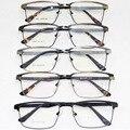 Nuevo Incluyendo Demasiado Lang Fondo Miopía Montura de gafas de Corea Maneras Antiguas del Restablecimiento de Exceder de Luz de Metal Pequeñas Gafas de Montura Redonda