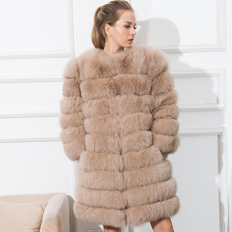 Aliexpress.com : Buy CNEGOVIK 2016 NEW hot sale woman real fox fur ...